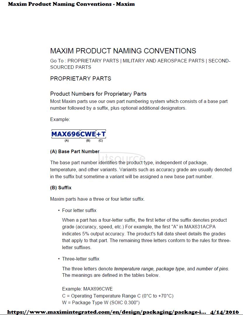 MAX3378EEUD+T IC TRNSLTR BIDIRECTIONAL 14TSSOP MAXIM 2.5K/roll