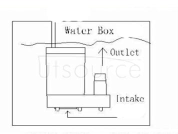 < 3 v dc motor small submersible pump DC3W fountain vertical > mini mini 4.5/5/6 v