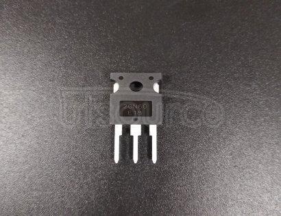 20N60 600V, SMPS Series N-Channel IGBTs