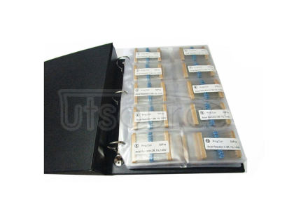 1/4W 1R to 4.7M 1% Metal Film Resistor Package, Sample Book, 140 kinds each 10pcs Total 1400pcs