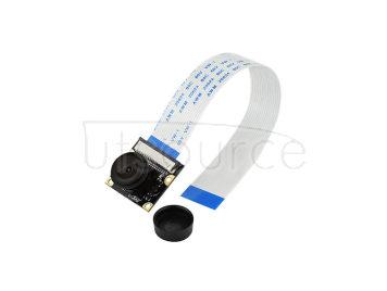 FishEye Wide Angle Camera 5 Million Pixels?   Sensor Pixels: 1080p    Camera For Raspberry Pi 3/2/B+