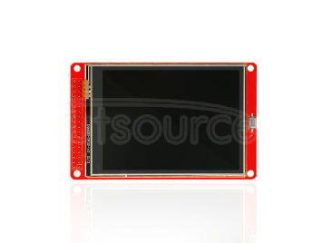 ARDUINO 3.2 inch touch screen  TFT liquid crystal screen module  Integrated touch control ICSD cassette