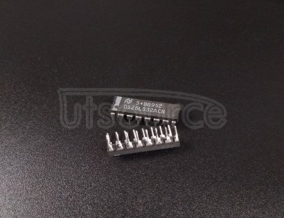 DS26LS32ACN IC RECEIVER 0/4 16DIP