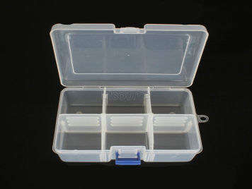 Cover clear plastic screw large receiver box hardware storage material box component tool electronic parts activities
