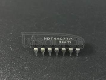HD74HC77P