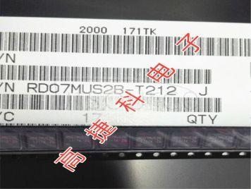 RD07MUS2B  RD07MUS2B-T212