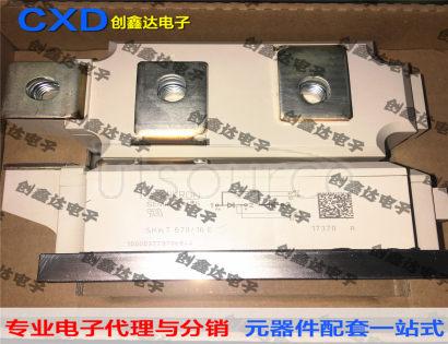 SKKT570/16E SKKT570/12E SKKT570 thyristor diode integrated chip module IC