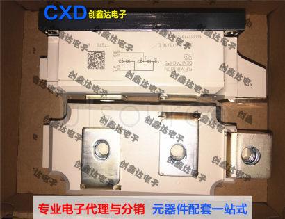 SKKT570/16E SKKT570/12E SKKT570 thyristor diode integrated chip module IC Thyristor / Diode Modules