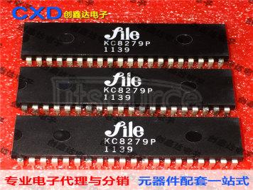 KC8279P KC8279 programmable keyboard display interface microcontroller chip integrated circuit IC