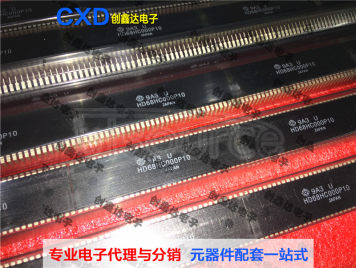 HD68HC000P10 HD68HC000P16 HD68HC000P12 Integrated Circuit Microcontroller Chip IC