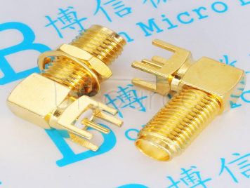 17 mm SMA SMA RF block extended to KWE outside screw hole extended 17 mm RF bridge RF antenna