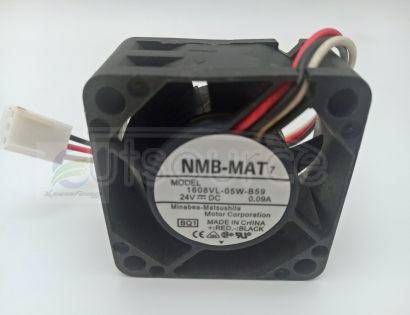 Original NMB fan 1608VL-05w-B59