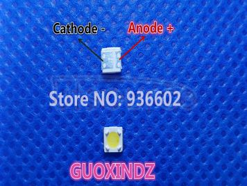 LUMENS LED Backlight 1W 3V 3535 3537 Cool white LCD Backlight for TV For SAMSUNG LED LCD Backlight TV Application   A129CECEBP19C