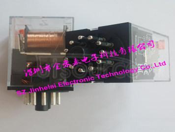 OMRON MKS3P  DC24V  Authentic original Intermediate relay