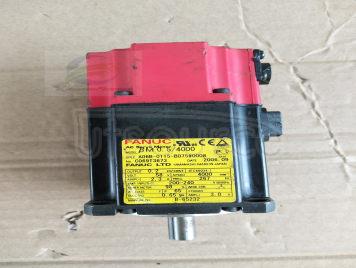 Used Fanuc A06B-0115-B075 Servo Motor In Good Condition