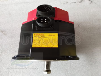 Used Fanuc A06B-0123-B075 Servo Motor In Good Condition