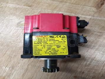 Fanuc high quality servo motor A06B-0114-B075 for CNC machinery parts