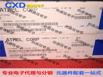 AT27C512R-12PI AT27C512R-70PI AT27C512R-90PI EPROM MCU chip IC storage IC