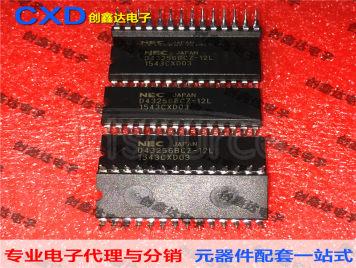 D43256BCZ-12L D43256BCZ-15L D43256BCZ-10L chip integrated circuit memory IC