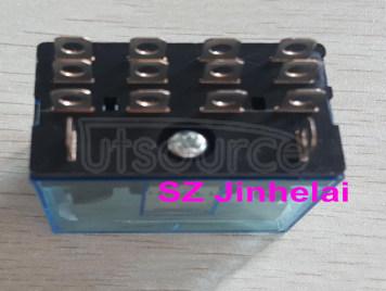 OMRON LY4N-J 24VDC Authentic original  14Pin Relay LY4NJ DC24V  10A  4NO 4NC