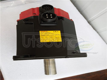 Fanuc A06B-0141-B077 Servo Motor In GOOD Condition
