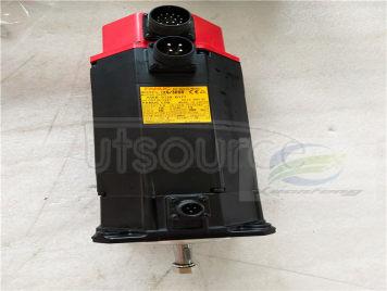 Fanuc A06B-0128-B177 Servo Motor In Good Condition