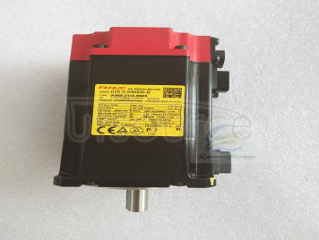 USED FANUC A06B-2115-B805  Servo Motor In Good Condition