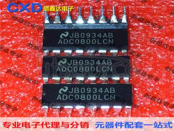 ADC0800LCN CMOS 8-bit AD Converter Microcontroller Chip IC