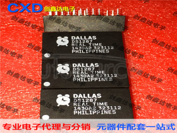 DS1287 DS1287+ Real Time Clock Real Time Clock IC