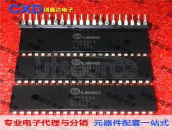 UM6502A 8-bit CPU 8BIT CPU integrated circuit chip IC