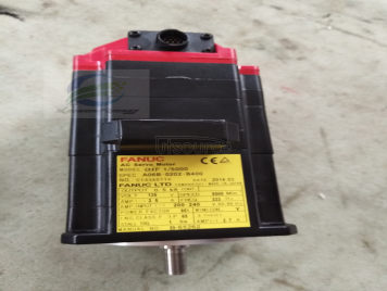 USED Fanuc A06B-0202-B400 Servo motor  In Good Condition