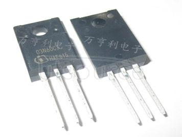 SPA03N60C3