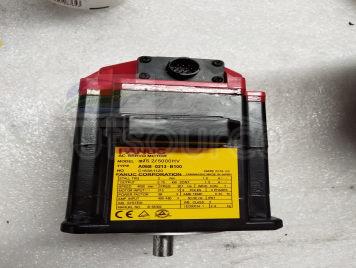 USED Fanuc A06B-0213-B100 Servo Motor Good Condition