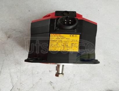 Fanuc A06B-0221-B001 Servo motor Alpha C4 / 3000i