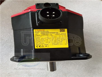 USED FANUC A06B-0235-B200#0100 A06B-0235-B200 AC Servo Motor In Good Condition