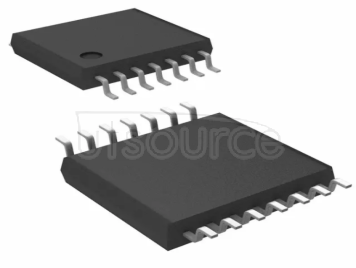 MC74VHC125DTR2G IC BUF NON-INVERT 5.5V 14TSSOP