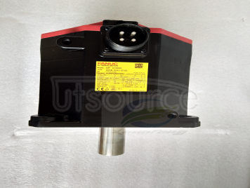 USED FANUC A06B-0243-B100  AC Servo Motor In Good Condition