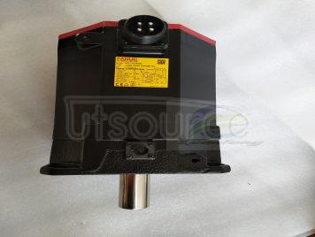 Used Fanuc A06B-0268-B400#0100 A06B-0268-B400    Servo Motor In Good Condition