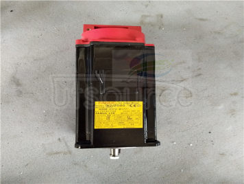 Used Fanuc A06B-0372-B177   Servo Motor In Good Condition