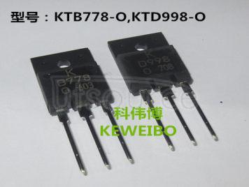 KTD998-O,KTB778-O,