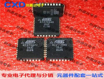AT27C040-15JC AT27C040-70JC 4M EPROM IC Microcontroller Chip Storage IC