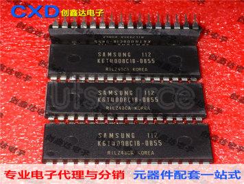K6T4008C1B-DB55 512Kx8-bit low power CMOS static RAM integrated circuit IC