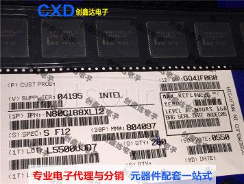 N80C188XL12 N80C188XL-12 Microcontroller Series Integrated Circuit Memory IC