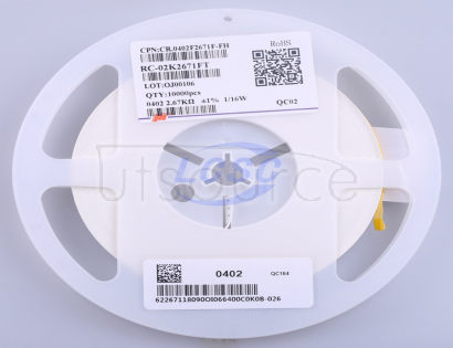 Guangdong Fenghua Advanced Tech RC-02K2671FT