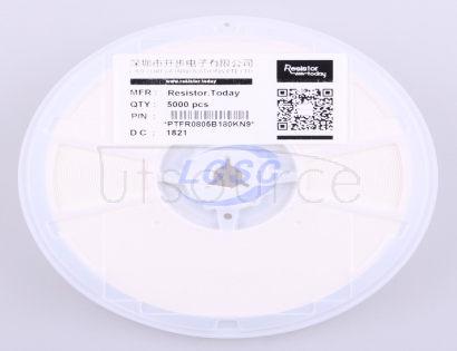 ResistorToday PTFR0805B180KN9