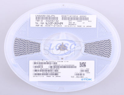 TDK NLCV25T-2R2M-EFR