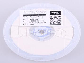 Resistor.Today PTFR0603B13K0P9(5pcs)
