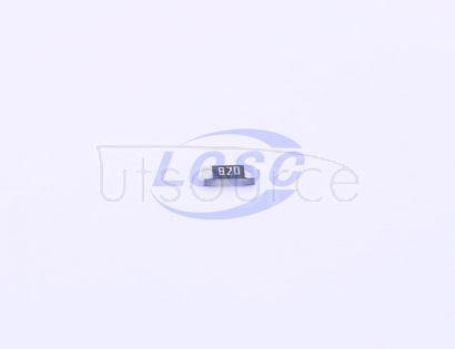 KOA Speer Elec RK73B1JTTD820J