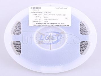 Coilmaster Elec SQH3012S-2R2M-LF