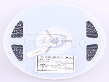 ECEC(ZheJiang E ast Crystal Elec) M13553J002(5pcs)